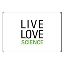 Live Love Science Banner