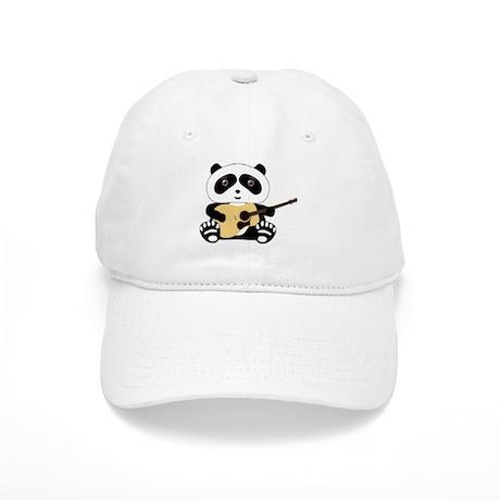 Panda Bear Guitar Cap
