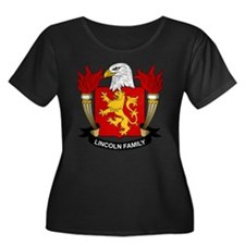 Lincoln Family Crest T