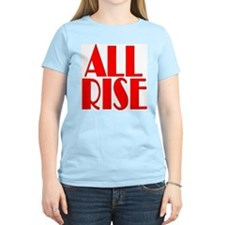 All Rise Women's Pink T-Shirt