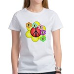 Super Peace Blossom Women's T-Shirt