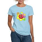 Super Peace Blossom Women's Light T-Shirt