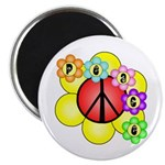 Super Peace Blossom Magnet