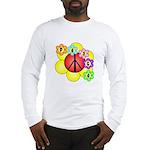Super Peace Blossom Long Sleeve T-Shirt