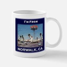 Norwalk CA Mug