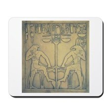 Horus Set Mousepad
