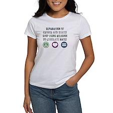 Stop Legislating Hate! Tee