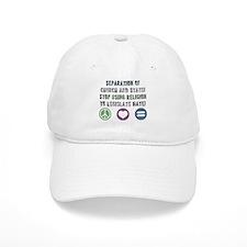 Stop Legislating Hate! Baseball Baseball Cap