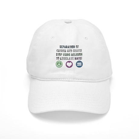 Stop Legislating Hate! Cap