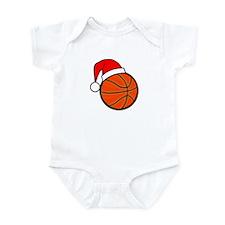 Basketball Greetings Infant Bodysuit