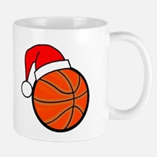 Basketball Greetings Mug