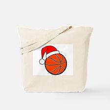 Basketball Greetings Tote Bag