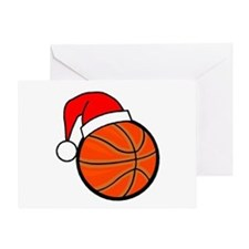 Basketball Greetings Greeting Card