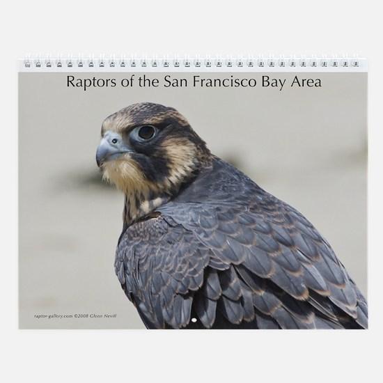 Raptor Calendar #3