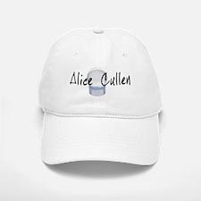 Alice Quotes Baseball Baseball Cap