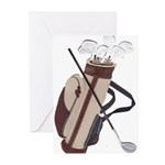 Golf Greeting Cards (Pk of 20)