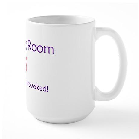 OR Boss Lady Large Mug