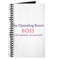 OR Boss Lady Journal