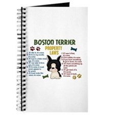 Boston Terrier Property Laws 4 Journal