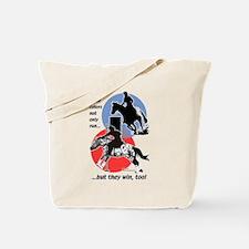 Appaloosa Win Tote Bag