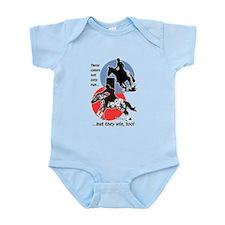 Appaloosa Win Infant Bodysuit