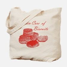 Takin Care of Biscuits Tote Bag