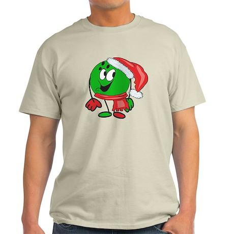 Bowling Ball Christmas Light T-Shirt