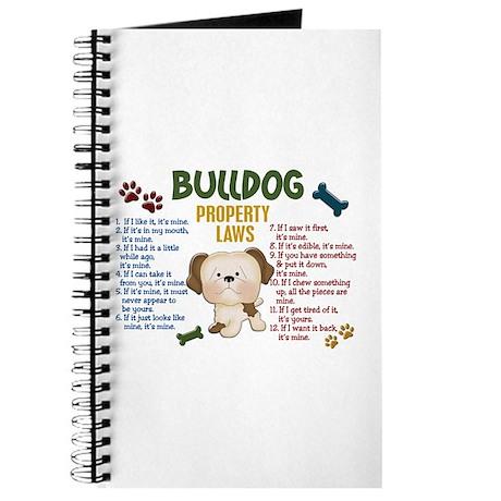 Bulldog Property Laws 4 Journal
