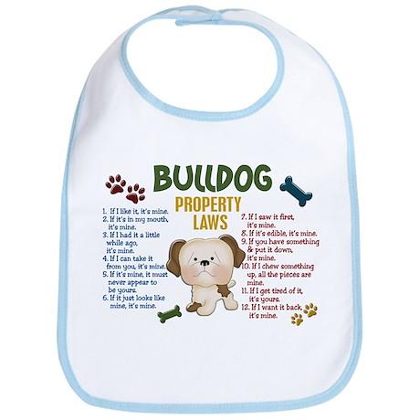 Bulldog Property Laws 4 Bib