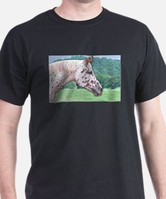 Leopard Appaloosa Meadow T-Shirt