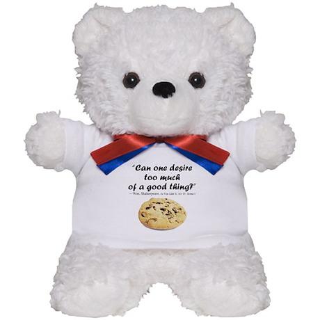 Shakesbeere Teddy Bear