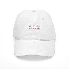 Look Pale Baseball Cap