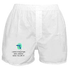 glue gun Boxer Shorts