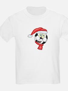 Christmas Soccer T-Shirt