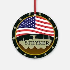 Stryker Ornament (Round)