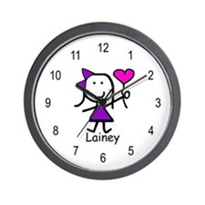 Heart - Lainey Wall Clock