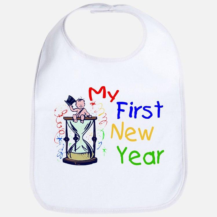 My First New Year Bib