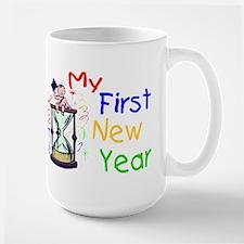 My First New Year Mug