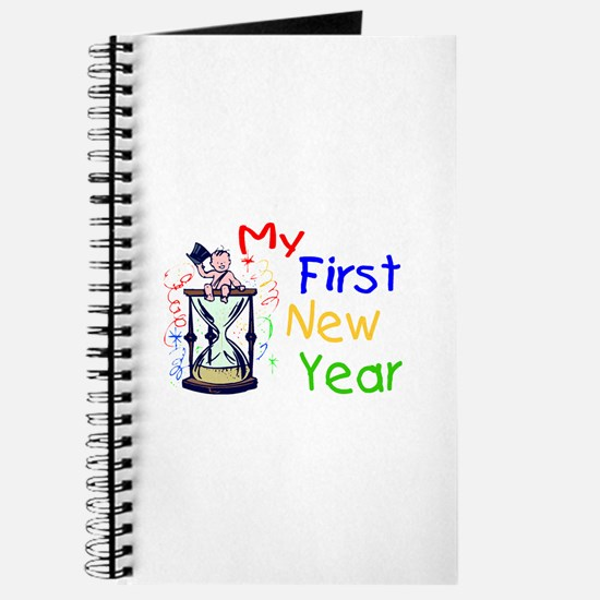 My First New Year Journal
