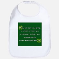 Irish Blessing - Bib