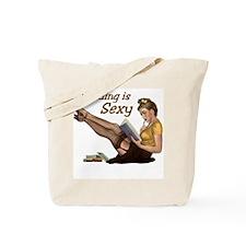 Cute Sex Tote Bag