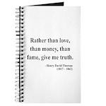 Henry David Thoreau 37 Journal