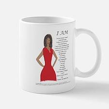 Cute Black women Mug