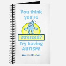 Autism Stress (blue) Journal