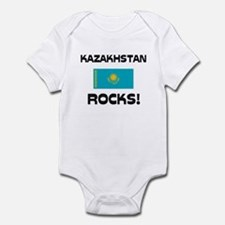 Kazakhstan Rocks! Infant Bodysuit