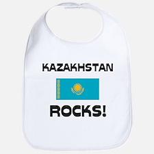 Kazakhstan Rocks! Bib
