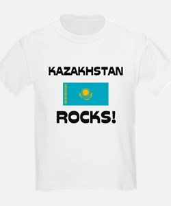 Kazakhstan Rocks! T-Shirt