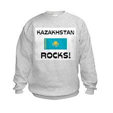 Kazakhstan Rocks! Sweatshirt