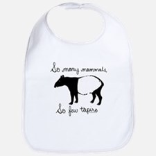 So few Tapirs Bib