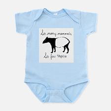 So few Tapirs Infant Creeper